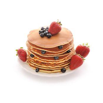 Proteinpannkaka för viktminskning
