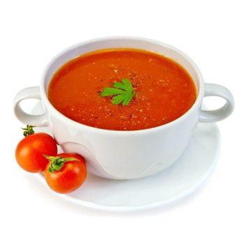 Tomatsoppa protein för viktminskning